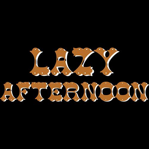 Lazy Afternoon logo